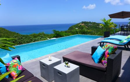 Lotus Villa Saint-Lucia 2