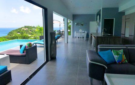 Lotus Villa Saint-Lucia 9