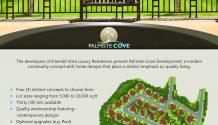Palmiste Cove