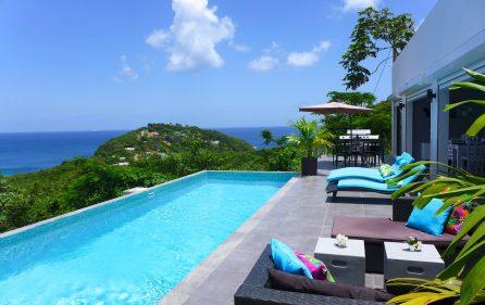 Lotus Villa Saint-Lucia 1