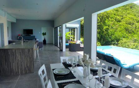 Lotus Villa Saint-Lucia 8