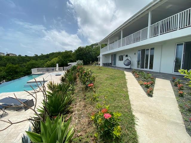 Multi-level Seaview Villa