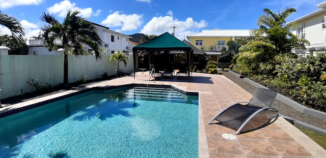 Palm Court Townhome