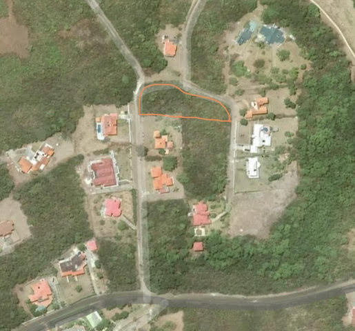 Double Corner Development Plot